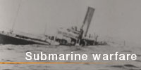 First World Submarine warfare