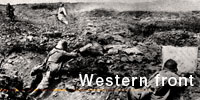 First World Western front