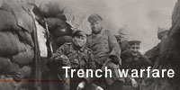 First World Trench warfare